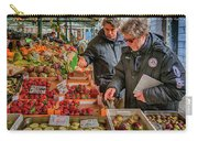 Produce Market Venice Italy_dsc4495_03032017 Carry-all Pouch