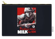 Produce More Milk For Him - Ww2 Carry-all Pouch