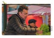 Produce Vendor Venice Italy_dsc4540_03032017 Carry-all Pouch