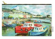 Promenade At Cobh Carry-all Pouch