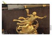 Prometheus Rockefeller Center Carry-all Pouch
