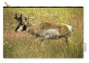 Pronghorn Antelope Carry-all Pouch