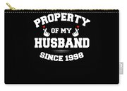 Propertyhusband 1998 Carry-all Pouch