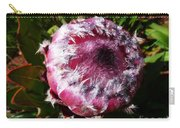 Protea Flower 1 Carry-all Pouch