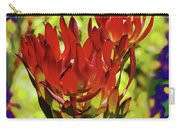 Protea Flower 4 Carry-all Pouch