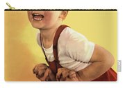 Protect His Future Buy War Bonds Carry-all Pouch