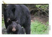 Protecting The Cub Carry-all Pouch