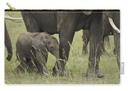 Protecting The Little One Carry-all Pouch