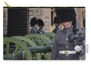 Protecting The Tower Of London Carry-all Pouch