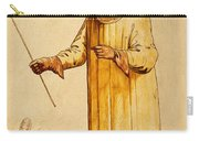 Protective Suit For Plague, 17th Century Carry-all Pouch