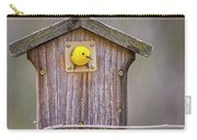 Prothonotary Warbler House Carry-all Pouch