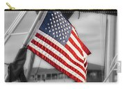 Proud Nautical American  Carry-all Pouch