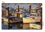 Provincetown Fishing Boats, Ptown, Ma Carry-all Pouch