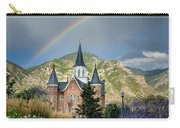 Provo Temple Fairy Tale Carry-all Pouch