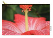 Provocative Hibiscus Carry-all Pouch