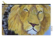 Prowling Lion Carry-all Pouch