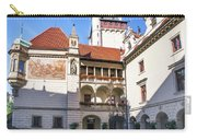 Pruhonice Castle Architecture Carry-all Pouch
