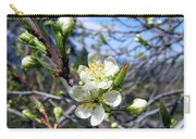 Prune Plum Blossoms Carry-all Pouch