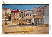 Prvic Luka Waterfront Architecture View Carry-all Pouch