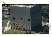Psac II Building In Nyc Carry-all Pouch