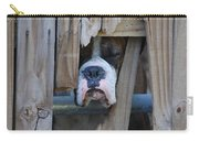 Psst Help Me Outta Here Carry-all Pouch by DigiArt Diaries by Vicky B Fuller