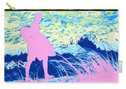 Psychadelic  Beach Carry-all Pouch