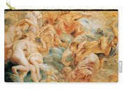 Psyche Taken Up Into Olympus Carry-all Pouch
