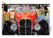 Psychedelic 1947 Delahaye 135m Letourner Et Marchand Cabriolet Carry-all Pouch