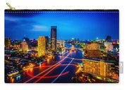 Psychedelic Bangkok Thailand Carry-all Pouch
