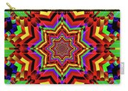 Psychedelic Construct Carry-all Pouch
