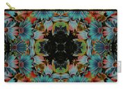 Psychedelic Daisies Carry-all Pouch