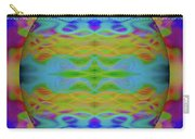 Psychedelic Egg Groovy Carry-all Pouch