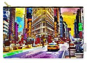 Psychedelic Flatiron Surroundings Carry-all Pouch