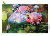 Psychedelic Ibis Carry-all Pouch