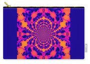 Psychedelic Mandelbrot Set  Kaleidoscope Carry-all Pouch