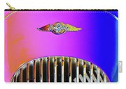 Psychedelic Morgan 4/4 Badge And Radiator Carry-all Pouch