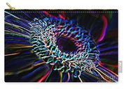 Psychedelic Neon Carry-all Pouch