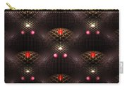 Psychedelic Pattern Carry-all Pouch