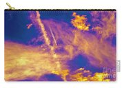Psychedelic Skys Carry-all Pouch