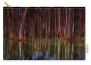 Psychedelic Swamp Trees Carry-all Pouch