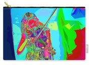 Psychedelic Violinist Carry-all Pouch