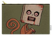 Psycho Sack Monkey Carry-all Pouch
