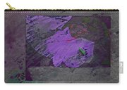 Psycho Warhol Deep Purple Carry-all Pouch