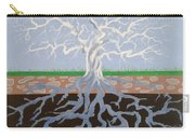 Psycodelic Tree Carry-all Pouch