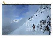 Ptarmigan Pass North - Glacier National Park Carry-all Pouch