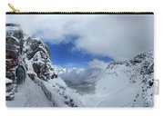Ptarmigan Pass Tunnel North - Glacier National Park Carry-all Pouch