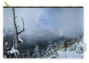 Ptarmigan Trail Overlooking Elizabeth Lake 2 - Glacier National Park Carry-all Pouch