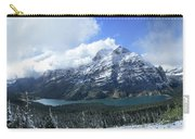 Ptarmigan Trail Overlooking Elizabeth Lake 5 - Glacier National Park Carry-all Pouch