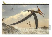 Pteranodon Bird Flying Above Ocean Carry-all Pouch