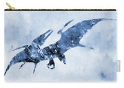 Pterodactyl-blue Carry-all Pouch